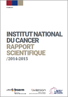 Couverture du rapport scientifique