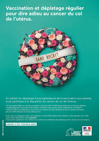 Affiche de campagne presse médicale 2019