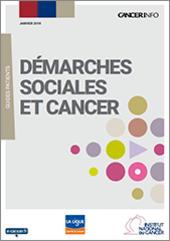Démarches sociales et cancer (mars 2018).
